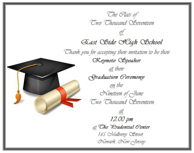 graduationspeechthanks